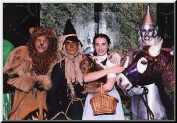 "Patience in ""The Wizard of Oz"" production at Century High School"
